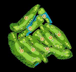 コース 三重 白山 ゴルフ