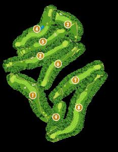 竜王 ゴルフ コース 福岡